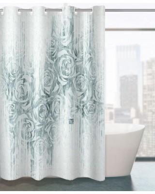 Shower Curtain BEATRICE AQUA Guy Laroche