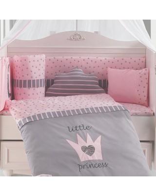Cot Set  70*140 Little princess ABO